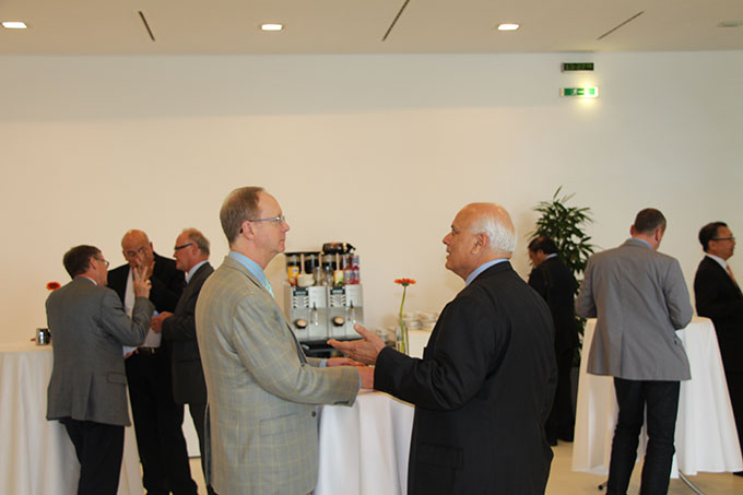 Coffee Break ITMF Bregenz 2013